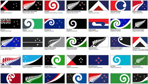 forty-flags