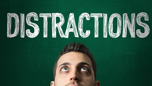 It's Time To Let Go of Distractions