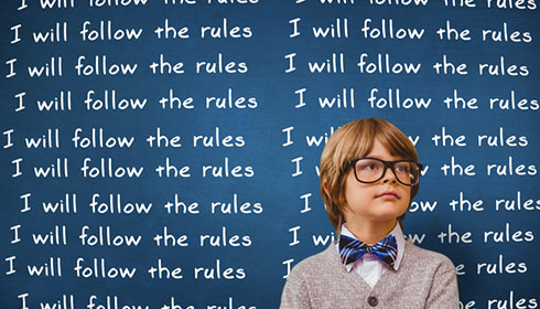 Instead of Goals or Resolutions, Try Creating Rules