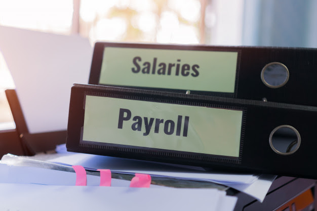 Salaries Payroll