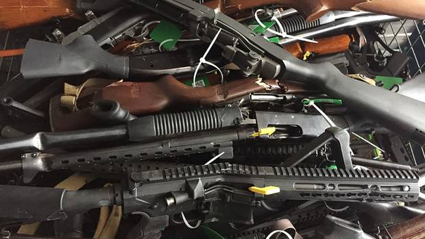 Gun register bill passes first reading in Parliament