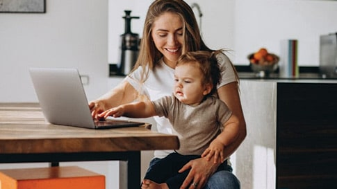 We're All Working at Home – What Are The Advantages?